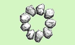 rock circle